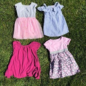 Lot of summer dresses - 3T